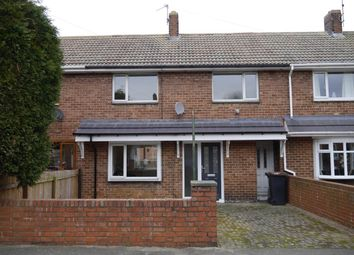 Thumbnail 3 bed terraced house to rent in Moorside, Spennymoor, County Durham
