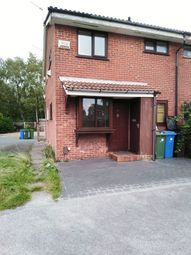 Thumbnail 1 bed terraced house for sale in Brambling Close, Audenshaw, Manchester