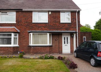 Thumbnail 3 bed semi-detached house for sale in Byron Avenue, Radcliffe, Manchester