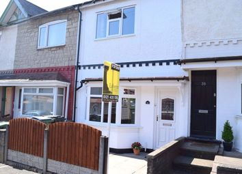 Thumbnail 2 bedroom terraced house for sale in Richmond Road, Bearwood