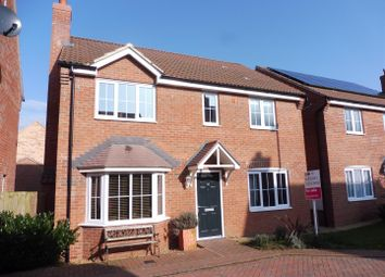Thumbnail 4 bedroom detached house for sale in Chamberlain Fields, Littleport, Ely