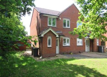 Thumbnail 3 bed semi-detached house to rent in Grandfield Way, North Hykeham, Lincoln