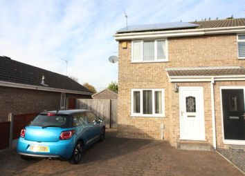 Thumbnail 2 bed semi-detached house for sale in Evergreen Drive, Hull