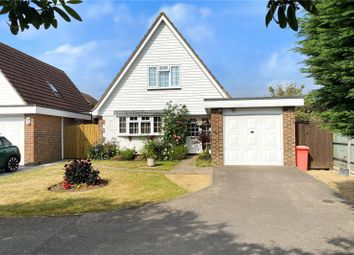 Thumbnail 3 bed detached house for sale in Greenwood Drive, The Dell, Angmering, West Sussex