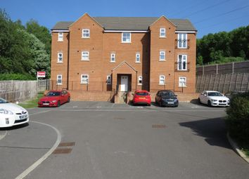Thumbnail 2 bed flat for sale in Eyam Way, Grantham