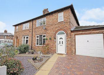 Thumbnail 3 bedroom semi-detached house for sale in Pigot Place, Warrington