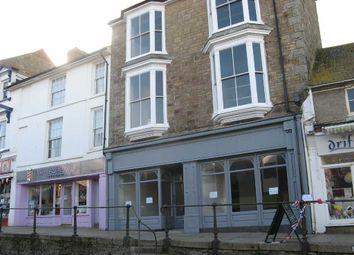 Thumbnail Retail premises to let in Ground Floor 25-26, Market Jew Street, Penzance, Cornwall