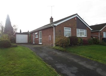 Thumbnail 2 bed detached bungalow for sale in Pear Tree Drive, Madeley, Cheshire