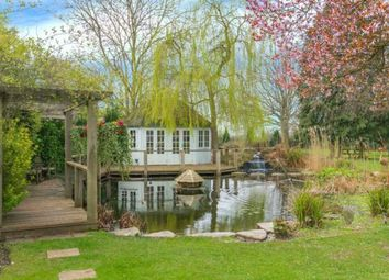 Thumbnail 5 bed detached house for sale in Church Road, Little Berkhamsted, Hertford, Hertfordshire