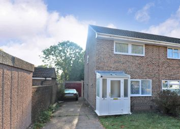 Thumbnail 3 bed semi-detached house for sale in Royston Avenue, Eastleigh, Hampshire