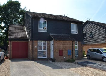 Thumbnail 2 bed semi-detached house for sale in Weyhill Close, Tadley