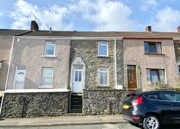 Thumbnail 3 bed terraced house for sale in Graig Terrace, Swansea