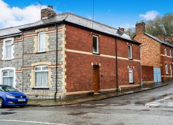 Thumbnail 3 bed end terrace house for sale in Agnes Street, Penarth