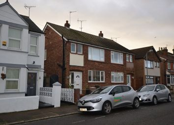 Thumbnail 3 bed semi-detached house to rent in Castle Road, Clacton-On-Sea