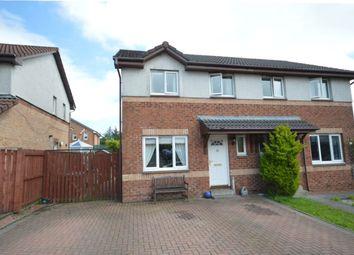 Thumbnail 3 bed semi-detached house for sale in Rankin Crescent, Dennyloanhead, Bonnybridge