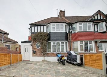 Thumbnail 3 bed end terrace house for sale in Brackley Square, Woodford Green, London