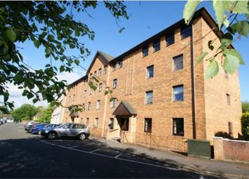 Thumbnail 2 bed flat for sale in Alexandra Avenue, Lenzie, Kirkintilloch, Glasgow