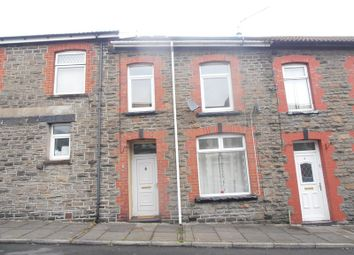 Thumbnail 2 bed terraced house for sale in Nash Street, Abercynon, Mountain Ash