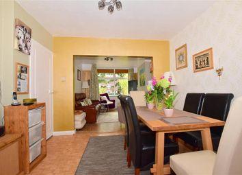 Thumbnail 4 bed semi-detached house for sale in Shipbourne Road, Tonbridge, Kent