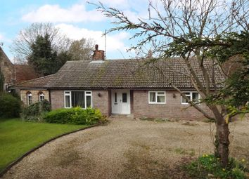 Thumbnail 3 bed bungalow for sale in Main Road, Welbourn, Lincoln