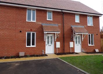 Thumbnail 3 bed terraced house for sale in Errington Road, Picket Piece, Andover