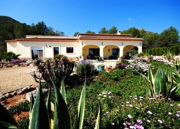 Thumbnail 4 bed chalet for sale in 03727 Xaló, Alicante, Spain