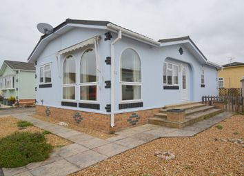 2 bed mobile/park home for sale in Pine Hill Park, Sawtry Way, Wyton, Huntingdon PE28