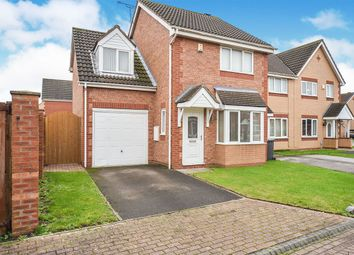 Thumbnail 3 bedroom detached house for sale in Saints Close, Hull, East Yorkshire