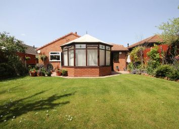 Thumbnail 4 bed detached bungalow for sale in Carlton Close, Parkgate, Cheshire