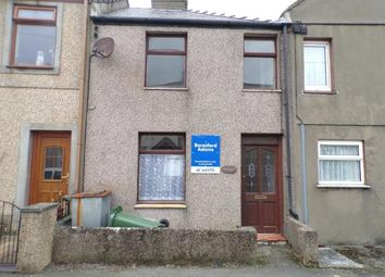 Thumbnail 2 bedroom terraced house for sale in Caeathro, Caernarfon