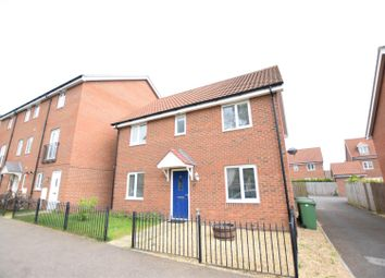 Thumbnail 4 bed detached house for sale in Cringleford, Norwich