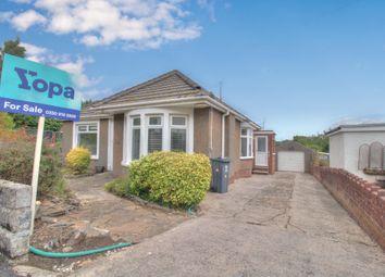 Thumbnail 3 bed detached bungalow for sale in Clos-Yr-Bryn, Rhiwbina, Cardiff