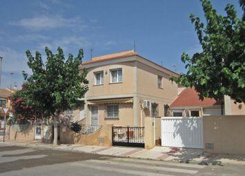 Thumbnail 4 bed semi-detached house for sale in Los Narejos, 30710 Los Alcázares, Murcia, Spain