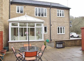 Thumbnail 2 bed flat for sale in Brookwater Close, Halifax