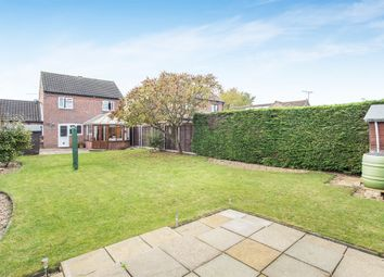 Thumbnail 3 bedroom detached house for sale in Rollesby Avenue, Swaffham
