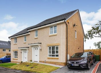 Thumbnail 3 bed semi-detached house for sale in Braes O Yetts Drive, Glasgow