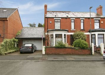 Thumbnail 4 bed semi-detached house for sale in Albany Avenue, Eccleston Park, Prescot, Merseyside