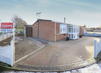 Thumbnail 2 bed detached bungalow for sale in Alleston Road, Bushbury, Wolverhampton