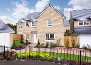 """Thumbnail 4 bedroom detached house for sale in """"Radleigh"""" at Westminster Avenue, Clayton, Bradford"""