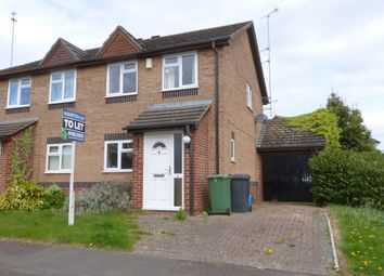 Thumbnail 3 bed semi-detached house to rent in Palmer Avenue, Abbeymead, Gloucester