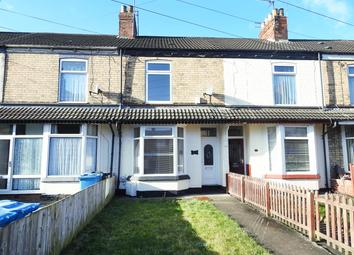 3 bed terraced house to rent in Rosebury Street, Hull HU3