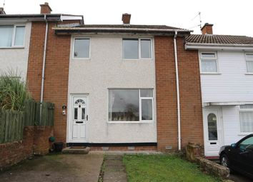 Thumbnail 3 bed terraced house for sale in 79, Donegore Drive, Antrim