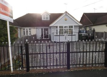 Thumbnail 4 bed bungalow for sale in Elder Avenue, Wickford