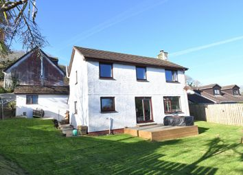 Thumbnail 4 bed detached house for sale in Watersmead Parc, Budock Water, Falmouth