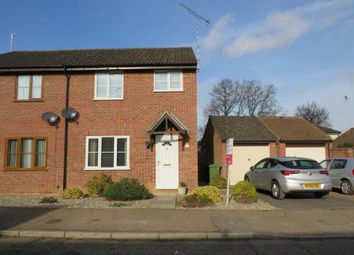 Thumbnail 3 bedroom property to rent in Birch Close, North Walsham