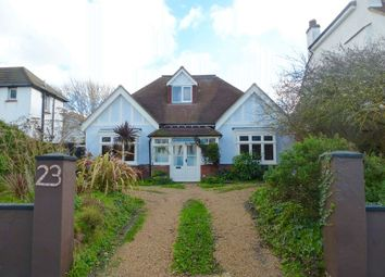 Thumbnail 4 bed bungalow to rent in Langdale Road, Hove