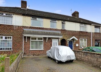 Thumbnail 3 bedroom town house for sale in Maureen Avenue, Tunstall, Stoke-On-Trent