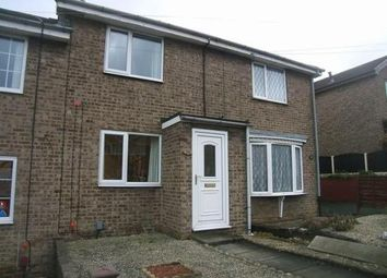 Thumbnail 2 bed terraced house to rent in Edendale, Castleford
