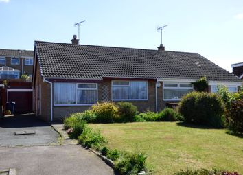 Thumbnail 2 bed bungalow for sale in Hawks Drive, Burton-On-Trent, Staffordshire