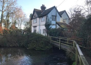 Thumbnail 3 bed detached house for sale in Weir Lodge, Nargate Street, Littlebourne, Canterbury, Kent